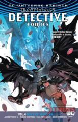 Detective Comics TPB Vol 4: Deus Ex Machina