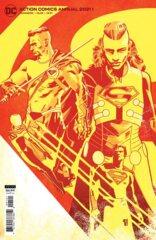 Action Comics 2021 Annual #1 Cvr B Valentine De Landro Card Stock Var