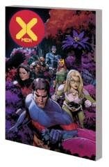X-Men By Jonathan Hickman TPB Vol