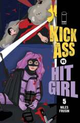 Kick-Ass Vs Hit-Girl #5 (Of 5) Cvr C Brooks Millar (Mr)