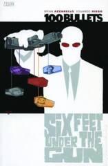 100 Bullets TPB Vol 6: Six Feet Under the Gun