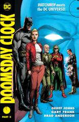 Doomsday Clock HC Part 2 With SlipCase