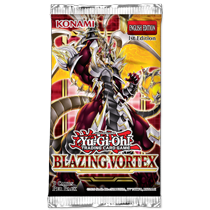 Blazing Vortex Booster Pack
