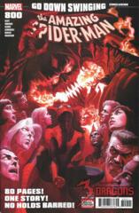 Amazing Spider-Man #800 Alex Ross Cover
