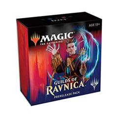 Guilds of Ravnica Prerelease Kit - Izzet