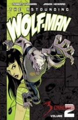 Astounding Wolf-Man TPB Vol 2