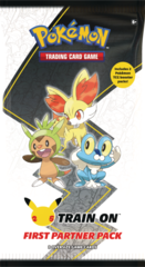 Pokemon Kalos First Partners Pack (May)
