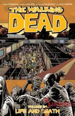 Walking Dead TPB Vol 24: Life and Death