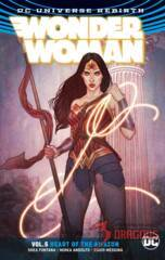 Wonder woman TPB Vol 5: Heart of the Amazon