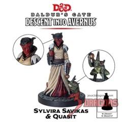 Collector's Series - Sylvira Savikas & Quasit
