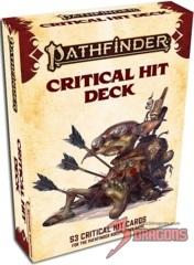 Pf 2E Cards: Critical Hit Deck