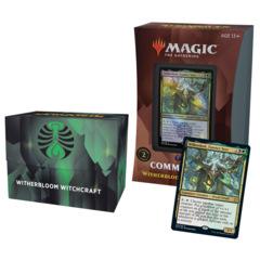 Strixhaven: School of Mages Commander Witherbloom Witchcraft