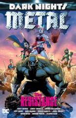 Dark Nights Metal Tp: The Resistance