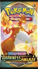 Sword & Shield - Darkness Ablaze Booster Pack