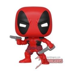 Marvel 80th: First Appearance - Deadpool