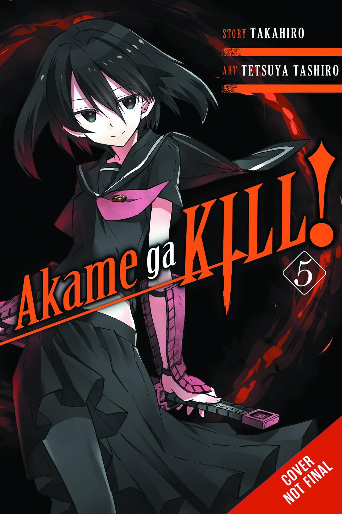 Akame Ga Kill GN Vol 5