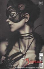 Catwoman #4 Stanley Artgerm Lau Variant