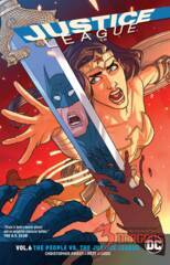 Justice League TPB Vol 6: The People Vs. The Justice League