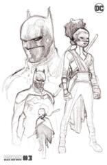 Batman Black and White #3 Second Ptg