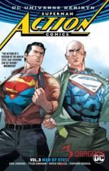 Action Comics TPB Vol 3: Men of Steel (Rebirth)