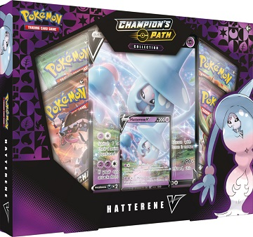 Champions Path Hatterene V Collection
