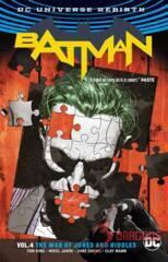 Batman TPB Vol 4: The War of Jokes & Riddles (Rebirth)