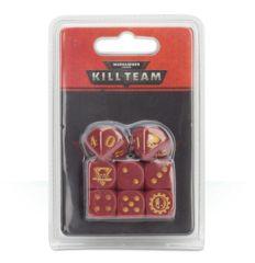 Kill Team: Adeptus Mechanicus Dice