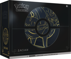 Sword & Shield - Zacian Elite Trainer Box Plus