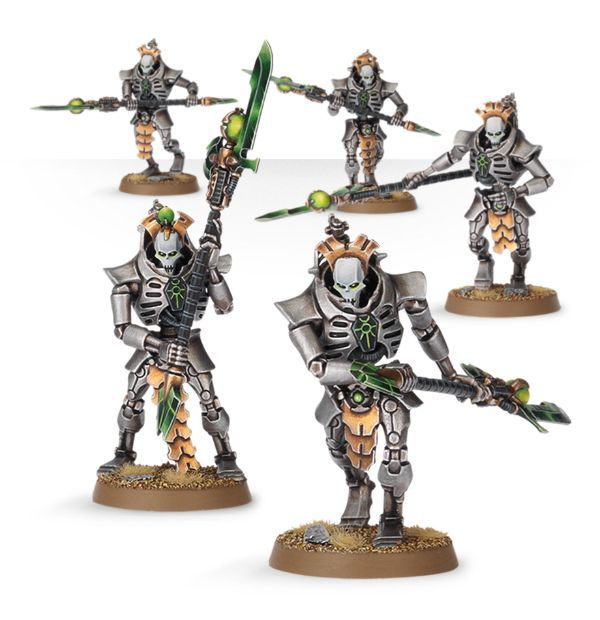 Triarch Praetorians / Lychguard