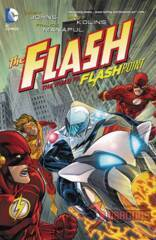 Flash TPB Vol 2: Road to Flashpoint
