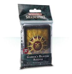 Warhammer Underworlds - Shadespire – Garrek's Reavers Sleeves