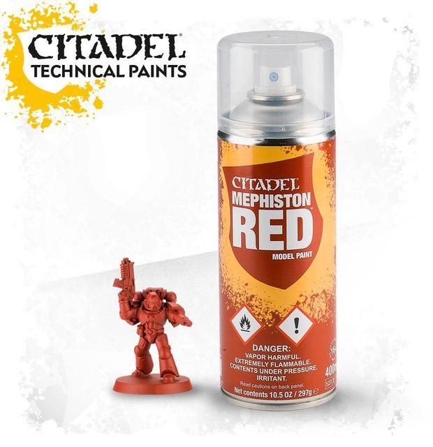 Mephiston Red (Spray) 400ml