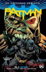 Batman TPB Vol 3: I Am Bane (Rebirth)