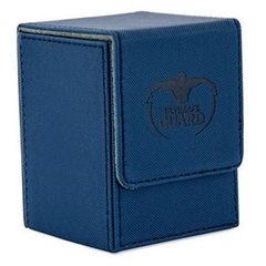 Ultimate Guard Flip Deck Case Xenoskin 100+ Blue