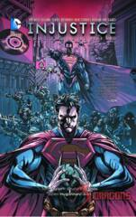 Injustice: Gods Among Us Year Two TPB Vol 1