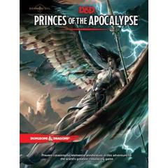 Princes of the Apocalypse Adventure