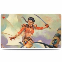 Ultra-Pro Play Mat: Legendary Collection - Captain Sisay
