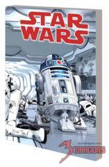 Star Wars TPB Vol 6: Out Among the Stars