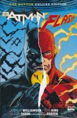 Batman Flash: The Button Deluxe Edition HC