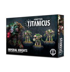 Adeptus Titanicus: Imperial Knights