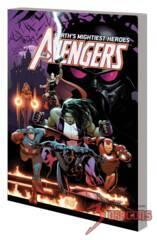 Avengers TPB Vol 3: War of Vampires