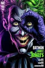 Batman Three Jokers #3 (Of 3) Cvr A Jason Fabok Joker