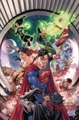 Justice League TPB Vol 2: Outbreak (Rebirth)