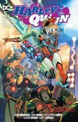 Harley Quinn TPB Vol 1: Harley Vs. Apokolips