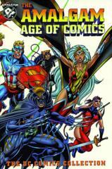Amalgam Age of Comics Dc Comics Collection TPB