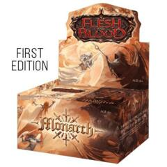 Flesh And Blood: Monarch 1st Edition Booster Box