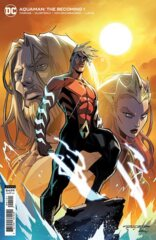Aquaman The Becoming #1 (Of 6) Cvr B Khary Randolph Card Stock Var