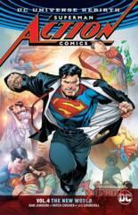 Action Comics TPB Vol 4: The New World (Rebirth)