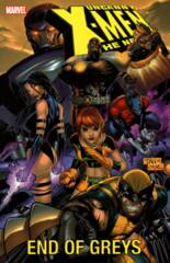 Uncanny X-Men New Age TPB Vol 4: End of Greys