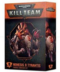 Kill Team: Nemesis 9 Tyrantis Tyranid Commander Set (FR)